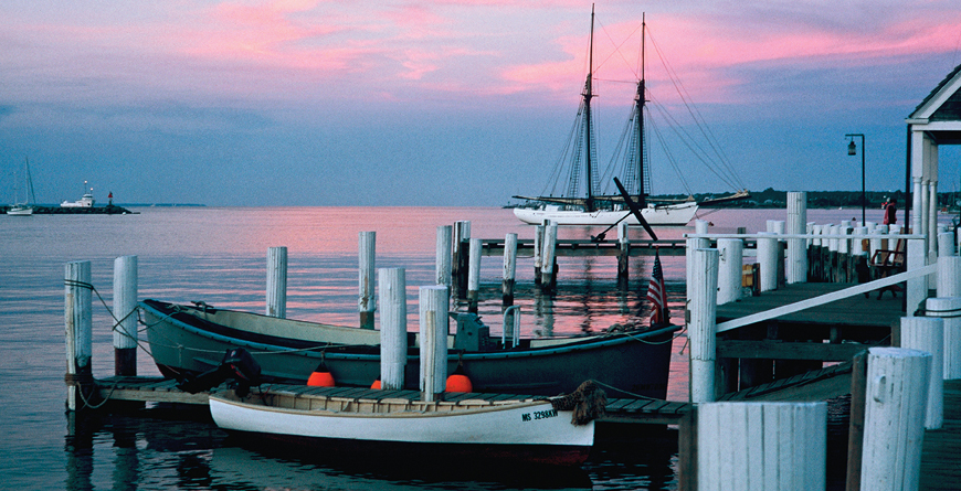 New England Harbour