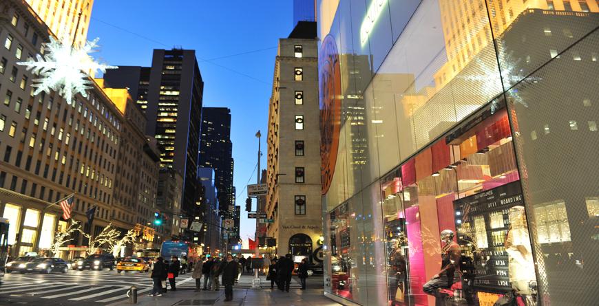 NY Shops