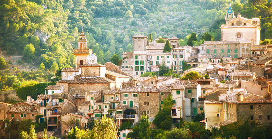 Inland Mallorca
