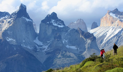 Torres del Paine, Chile Tourist Board