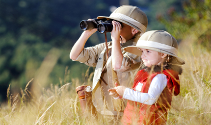 Children's South African Safari, Courtesy Shutterstock