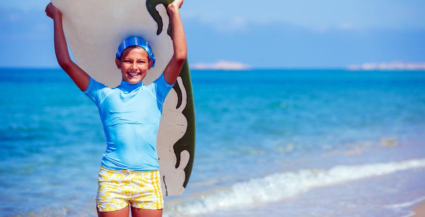 Surfing, Shutterstock