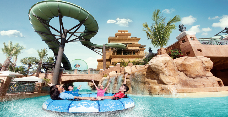 Marine Waterpark - Aquaventure