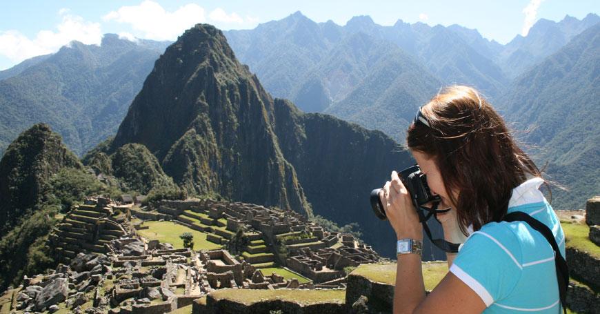 Machu Picchu, Courtesy Viajes Pacifico