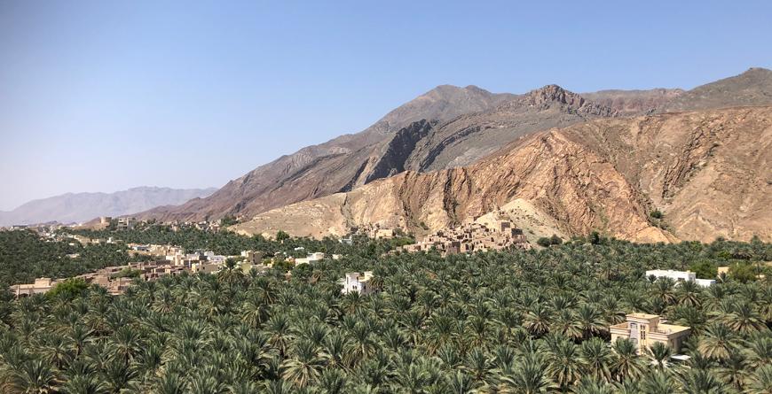 Omani Scenery Credit Bushbaby