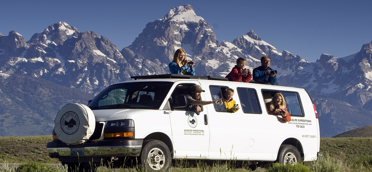 Teton Science Schools, Wildlife Expeditions