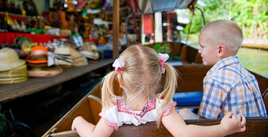 Thai Markets, Courtesy Shutterstock