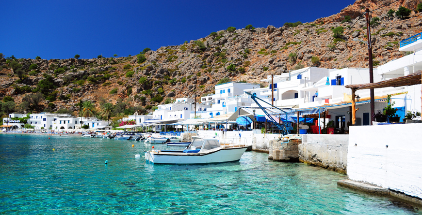 Cretan Village, Credit Lupu Robert Ciprian, Shutterstock