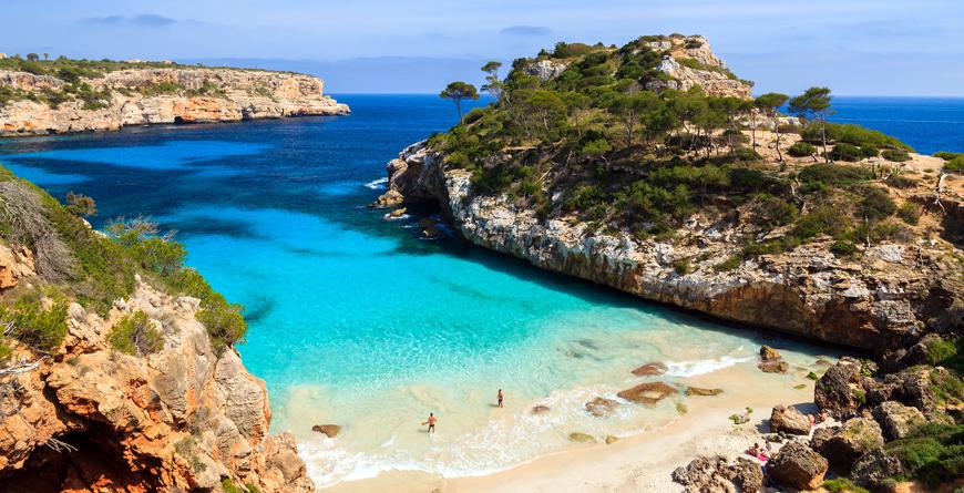 Mallorca, Credit Shutterstock