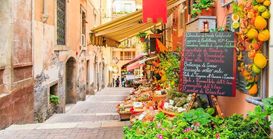 Sicily, Credit Marcin Krzyzak