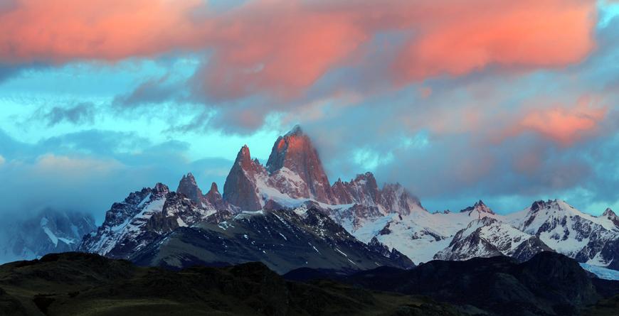 Patagonia Los Glaciares, Credit Shutterstock